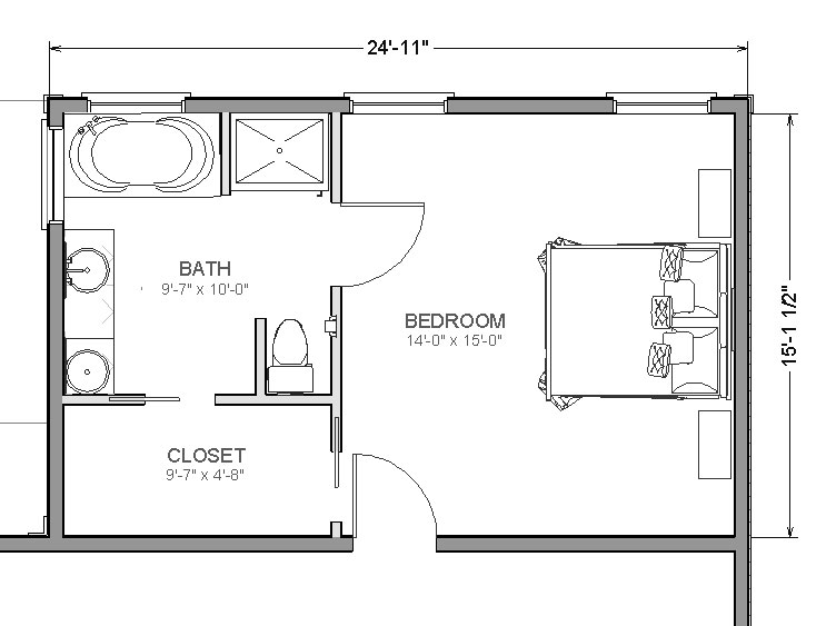 Outstanding Master Bedroom Suite Addition Floor Plans 752 x 563 · 44 kB · jpeg